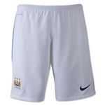 Manchester City 15/16 Home Soccer Short