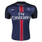 Paris Saint-Germain 15/16 Authentic Home Soccer Jersey