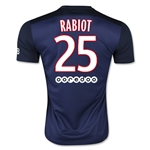 Paris Saint-Germain 15/16 RABIOT Home Soccer Jersey