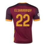 AS Roma 15/16 EL SHAARAWY Home Soccer Jersey