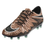 Nike Hypervenom Phinish II FG (Metallic Red Bronze/Green Glow)