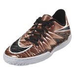 Nike Hypervenom Phelon II IC Junior (Metallic Red Bronze/Green Glow)