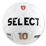 Select Numero 10 NFHS Match Soccer Ball (Wht)