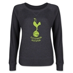 Tottenham Hi Vis Junior Women's Pullover (Dark Gray)