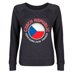 Czech Republic Euro 2016 Junior Fashion Pullover (Dark Grey)