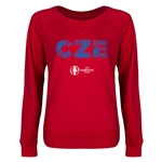 Czech Republic Euro 2016 Junior Elements Pullover (Red)