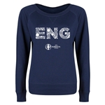 England Euro 2016 Junior Elements Pullover (Navy)
