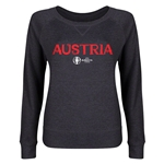 Austria Euro 2016 Junior Core Pullover (Dark Grey)