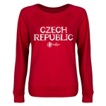 Czech Republic Euro 2016 Junior Core Pullover (Red)