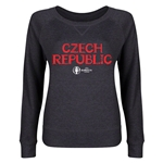 Czech Republic Euro 2016 Junior Core Pullover (Dark Grey)