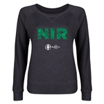 Northern Ireland Euro 2016 Junior Elements Pullover (Dark Grey)