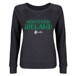 Northern Ireland Euro 2016 Junior Core Pullover (Dark Grey)