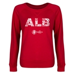 Albania Euro 2016 Junior Elements Pullover (Red)