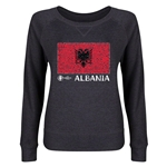 Albania Euro 2016 Junior Flag Pullover (Dark Grey)