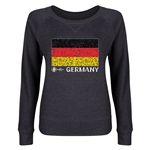 Germany Euro 2016 Junior Flag Pullover (Dark Grey)