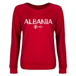 Albania Euro 2016 Junior Core Pullover (Red)