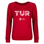 Turkey Euro 2016 Junior Elements Pullover (Red)