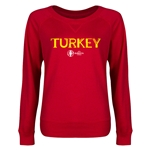 Turkey Euro 2016 Junior Core Pullover (Red)
