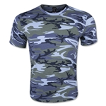 Men's Camo T-Shirt (Blue)