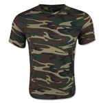 Men's Camo T-Shirt (Dark Green)