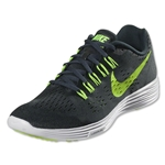 Nike Lunar Trainer Running Shoe (Classic Charcoal/Black/White/Volt)
