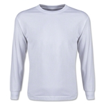 Youth Long Sleeve T-Shirt (White)