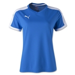 PUMA Women's Pitch Jersey (Roy/Wht)