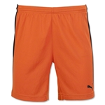PUMA Women's Pitch Short (Org/Blk)