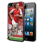 Arsenal 3D Ramsey iPhone 5/5s Hard Case