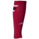 adidas Team Speed Sock System Calf Sleeve (Sc/Wh)