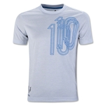 adidas Youth Messi Icon T-Shirt (Gray)