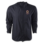 Ohio State Rugby Performance Rain Jacket (Black)