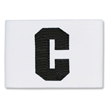European Style Captain's Armband (White)