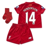 Liverpool 15/16 HENDERSON Home Baby Kit