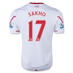 Liverpool 15/16 SAKHO Away Soccer Jersey
