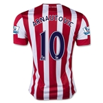 Stoke City 15/16 ARNAUTOVIC Home Jersey