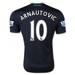 Stoke City 15/16 ARNAUTOVIC Away Soccer Jersey
