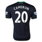 Stoke City 15/16 CAMERON Away Soccer Jersey
