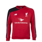 Liverpool Youth Training Crew Sweatshirt