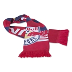 New York Red Bulls Jacquard Scarf