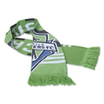 Seattle Sounders Jacquard Scarf