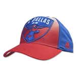 FC Dallas Structured Adjustable Cap
