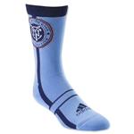 New York City FC Crew Sock
