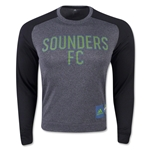 Seattle Sounders LS Crew T-Shirt