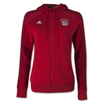 Bayern Munich 15/16 Women's Three Stripe Hoody
