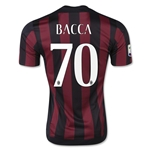 AC Milan 15/16 BACCA Home Soccer Jersey