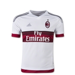 AC Milan 15/16 Youth Away Soccer Jersey