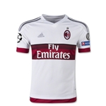 AC Milan 15/16 UCL Youth Away Soccer Jersey