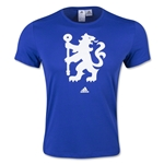 Chelsea FC Rampant Core T-Shirt (Royal)