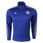 Chelsea adidas 3-Stripe Track Top